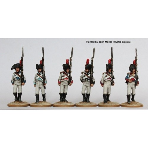 Fusiliers marching 1808-08