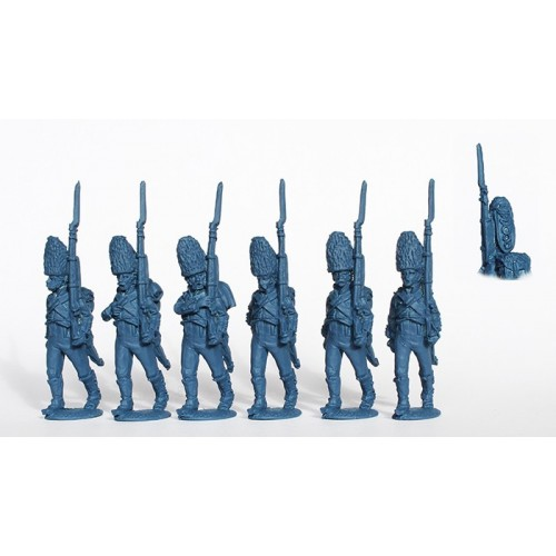 Grenadiers marching 1808-9
