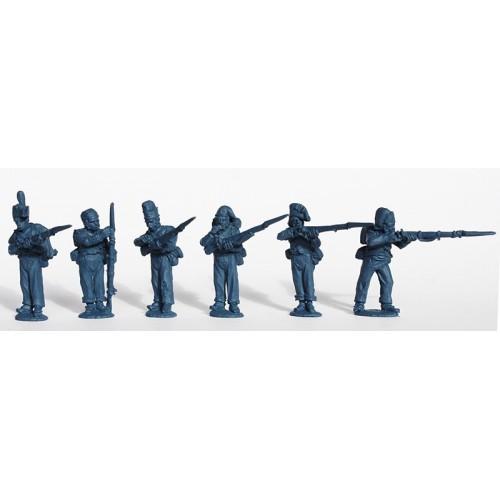 Fusiliers firing line