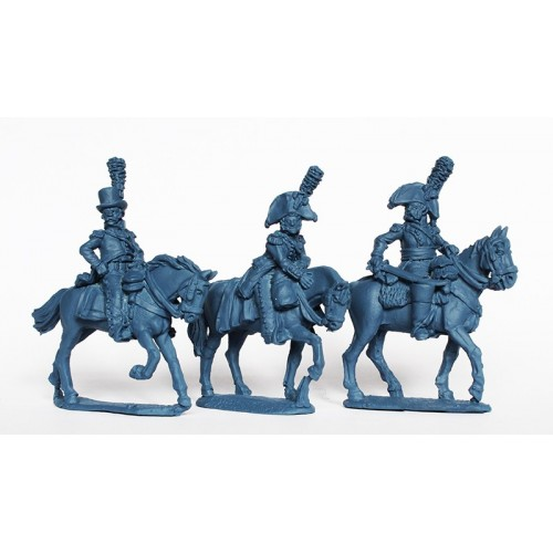 Mounted Colonels
