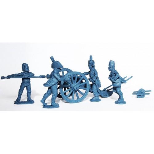 Foot artillery loading 8pdr