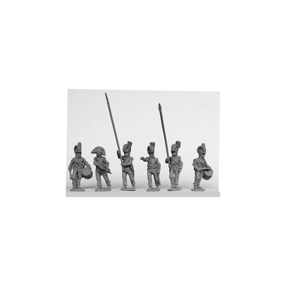 Infantry command Espana's Division in tarletons 1812-13