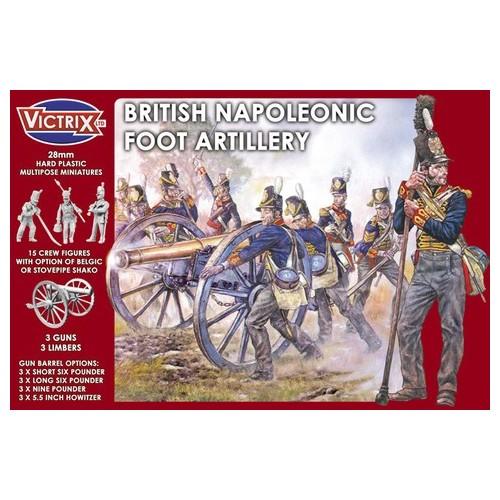 British Napoleonic Foot Artillery
