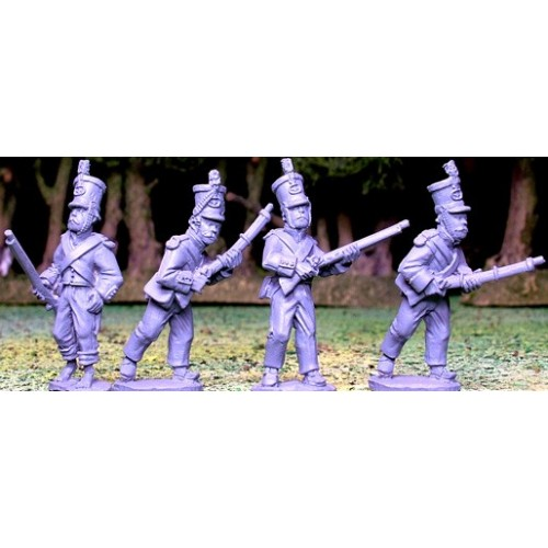 Mexican Infantry (4)