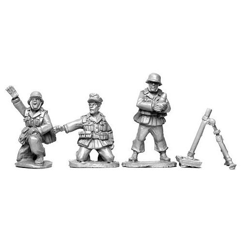 Afrika Korps Mortar Team