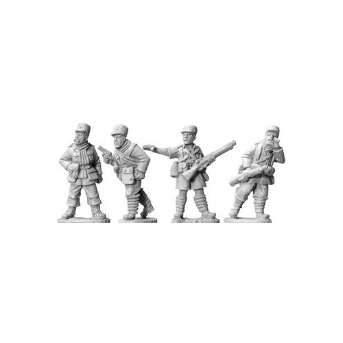 French Officers (Foreign Legion)