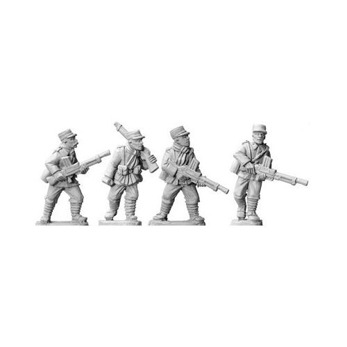 French Foreign Legion LMG
