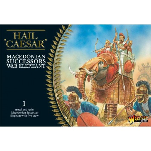 Macedonian Successor War Elephant