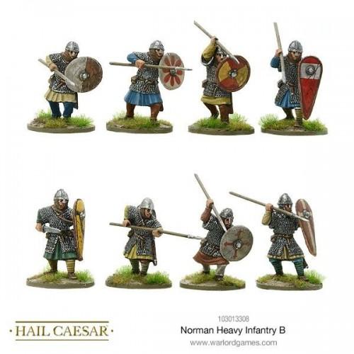 Norman Heavy Infantry B