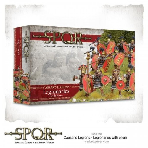 Caesar's Legions Legionaries with Pilum