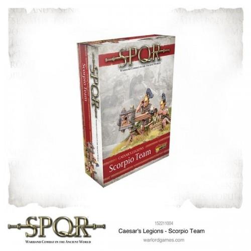 Caesar's Legions Scorpion team