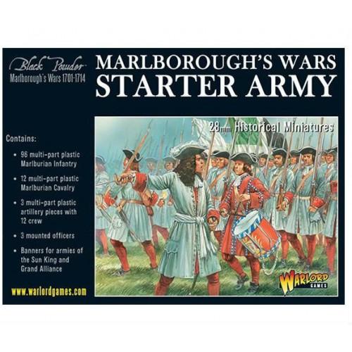 Marlborough's Wars Starter Army
