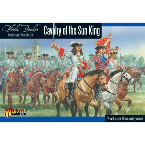 Marlborough's Wars: Cavalry of the Sun King
