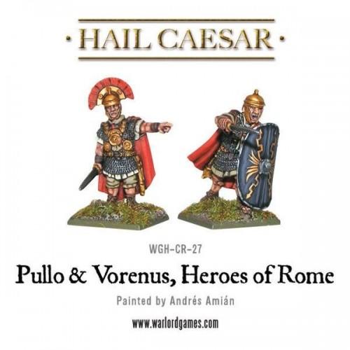 Caesarian - Pullo & Verenus