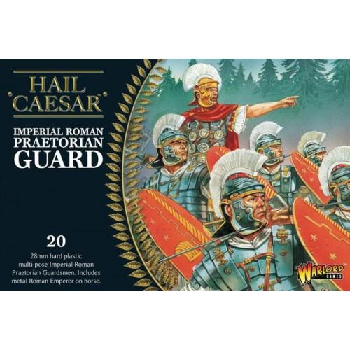 Imperial Roman Praetorians (20 plus Emperor)