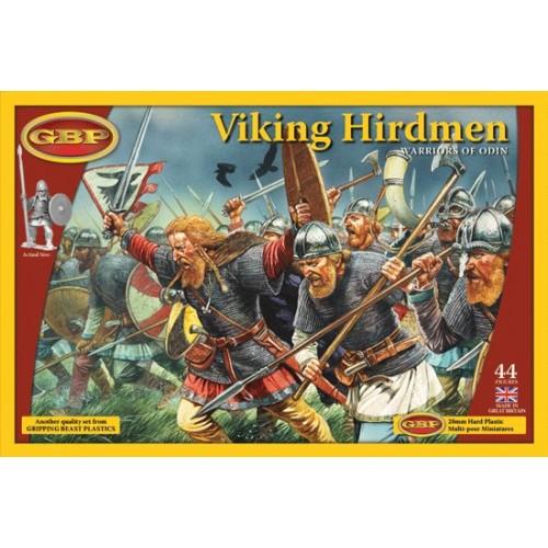 Plastic Viking Hirdmen