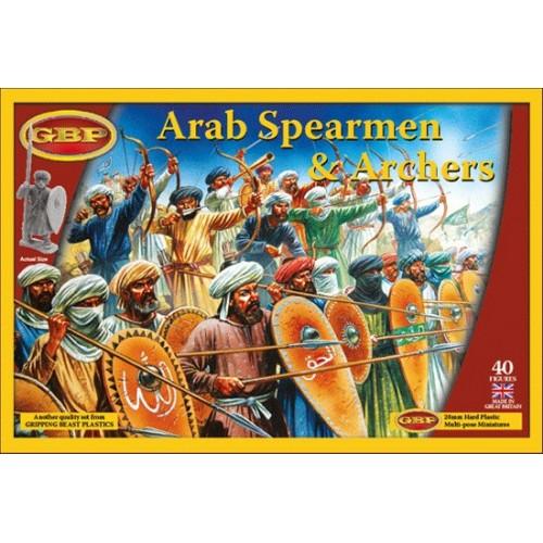 Arab Spearmen & Archers