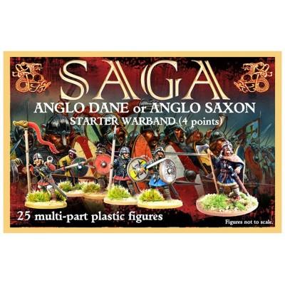 Plastic Saxon (Anglo Dane) Starter (4 point)