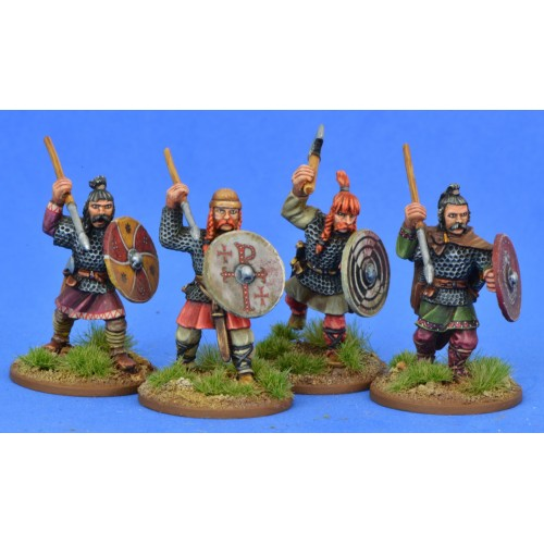 Salian Frank Hearthguard (1 point) (4)