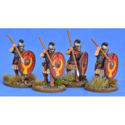 Roman Hearthguard on Foot (1 point) (4)