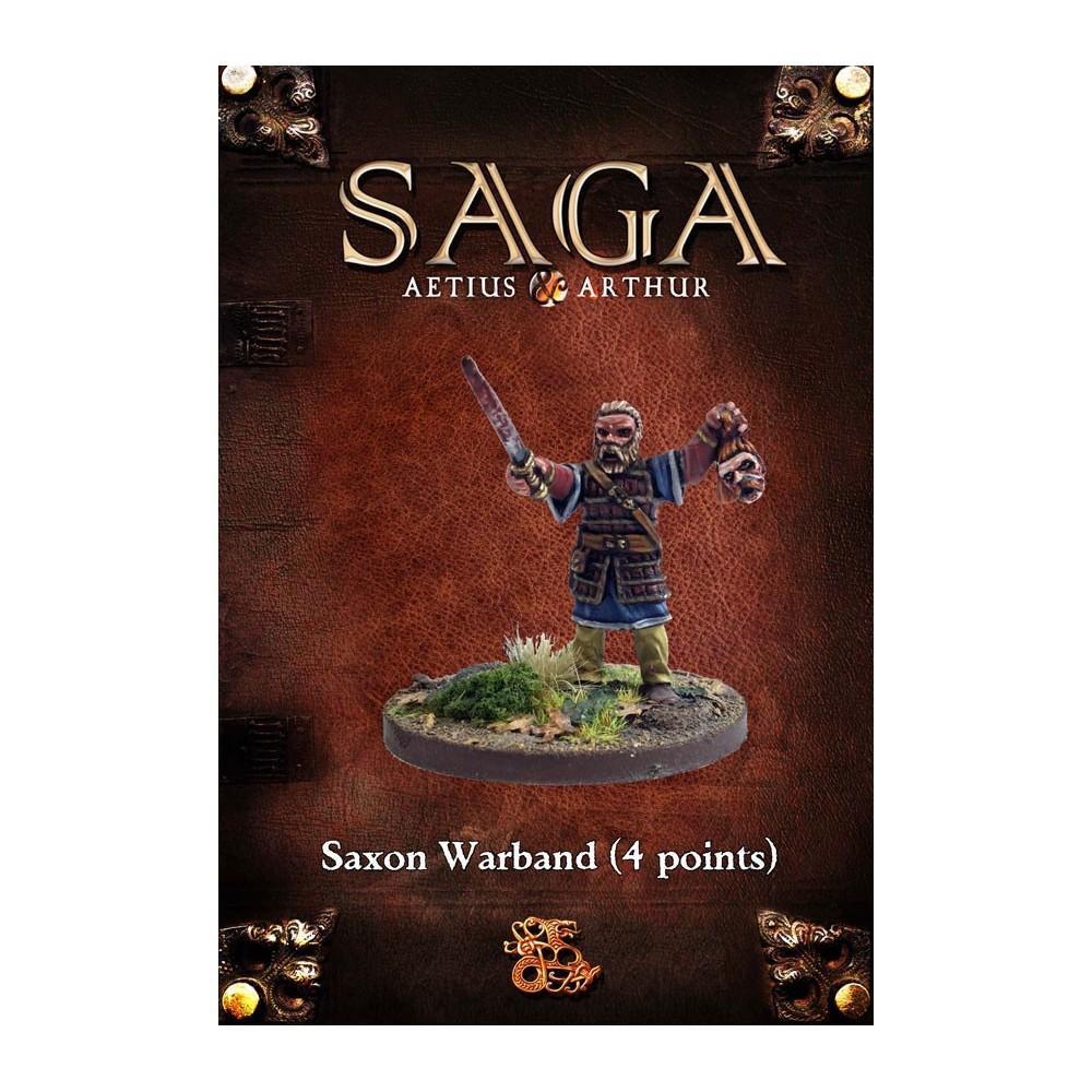 Saxon Warband Starter (4 puntos)