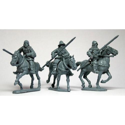 Moun.sergeants on galloping horses