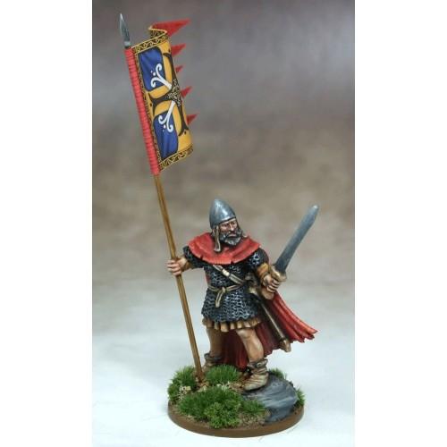 Scots Warbanner & Bearer