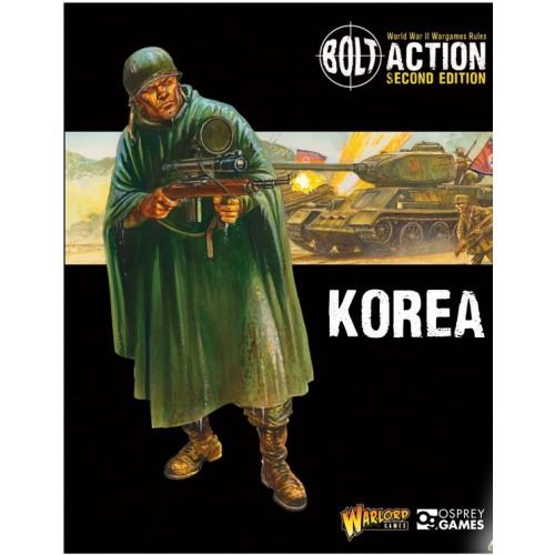 Bolt Action: Korea Supplement