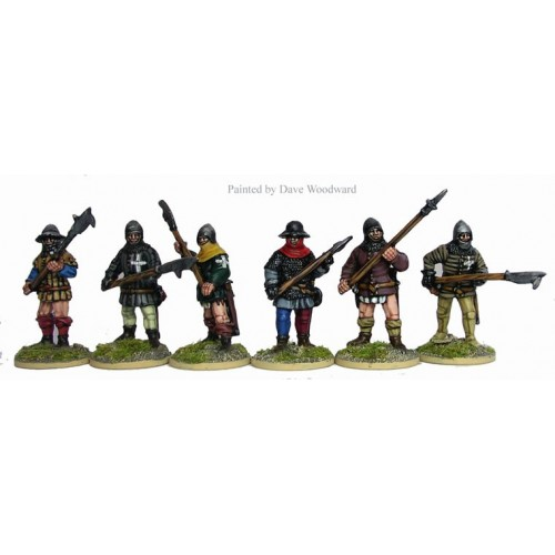Lightly armoured infantry Brigans