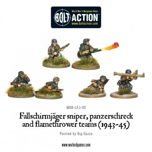 Fallschirmjager Panzerschrek