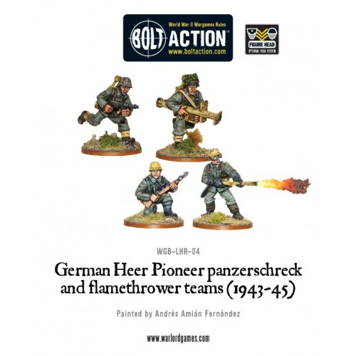 German Heer Pioneer
