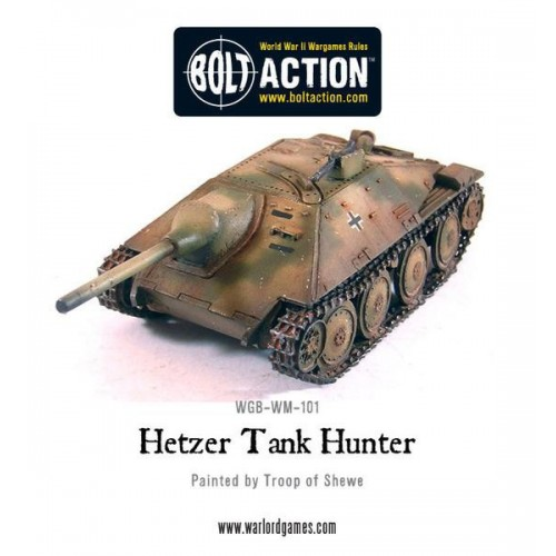 Hetzer Tank Destroyer