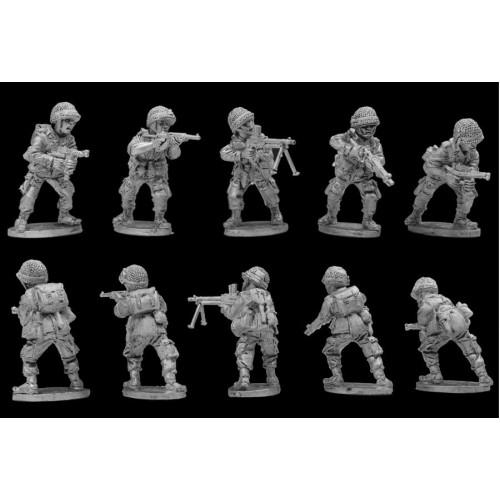 Paratroopers half squad 1