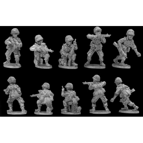 Paratroopers half squad 2