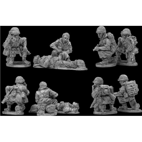 Paratroopers command