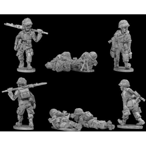 Paratroopers .30 mmg teams