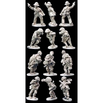 Vietminh regulars command
