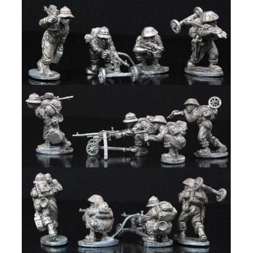Heavy MG Teams