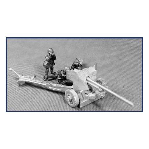 57mm Anti Tank gun and crew