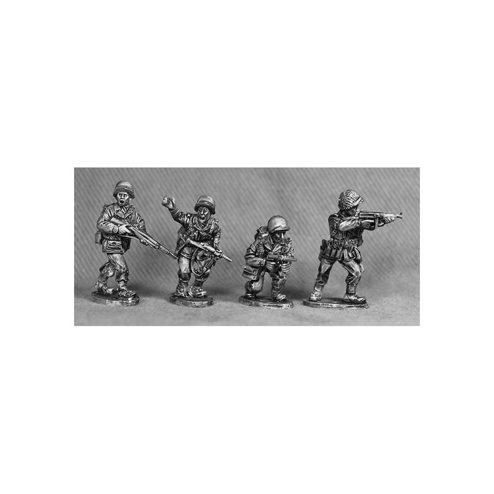 Oficiales y NCO