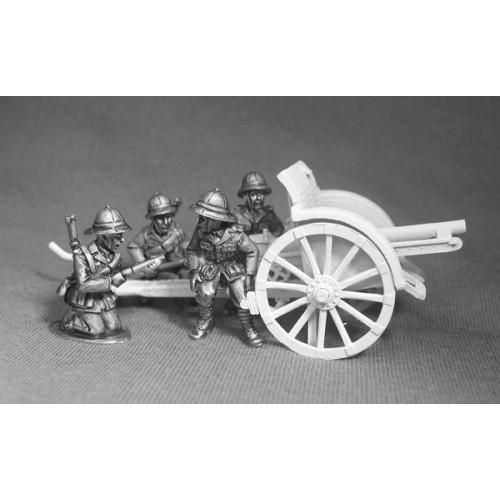 Italian Cannone da 75/27