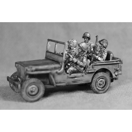 Jeep sin tripulacion