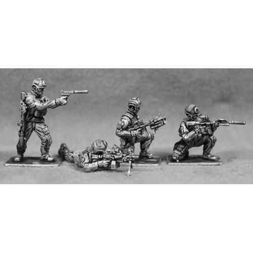 Rangers Disparando 1