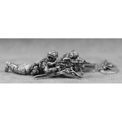 M240L MG + 60MM MORTAR