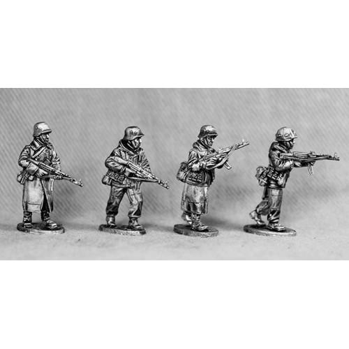 Late War German Grenadiers/Volksgrenadiers. Stg44 armed