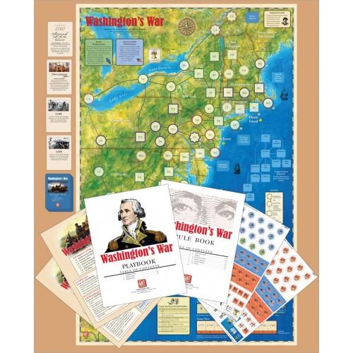 Washingtons Warreprint