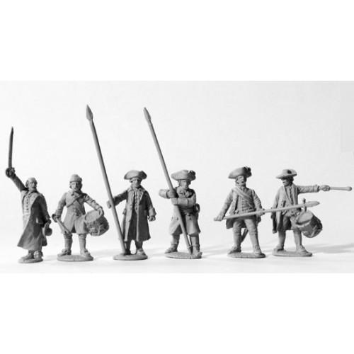Northern Militia command