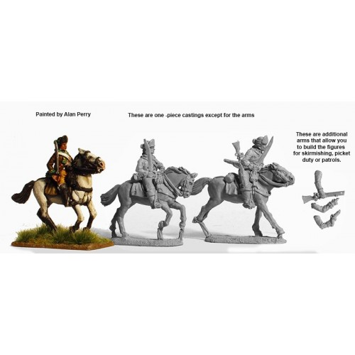 1st Continental Light Dragoons