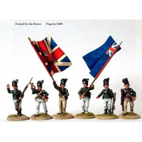 Queens Rangers Command