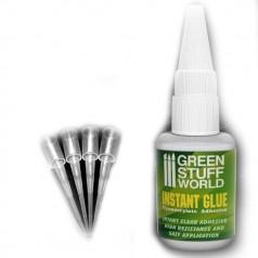 Instant Glues